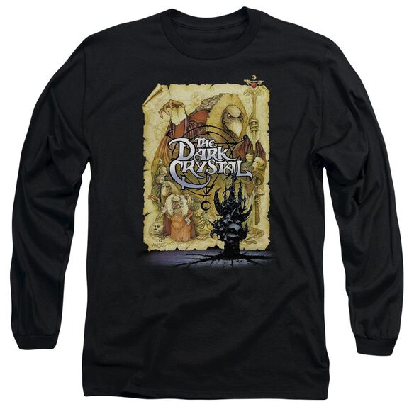 Dark Crystal Poster Long Sleeve Adult T-Shirt