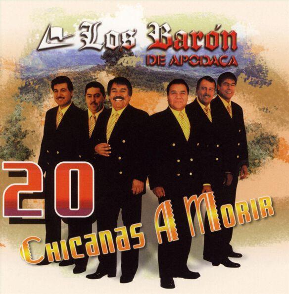 20 Chicanos A Morir 0805