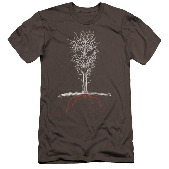 American Horror Story Scary Tree Premuim Canvas Adult Slim Fit