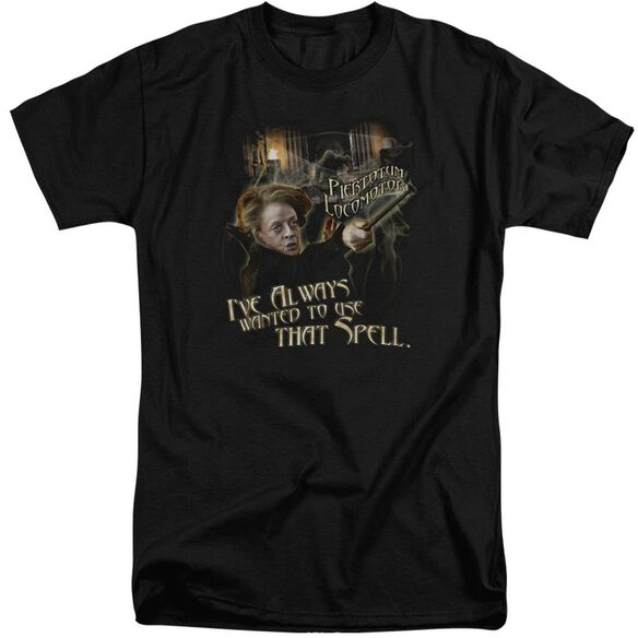 Harry Potter That Spell Short Sleeve Adult Tall T-Shirt