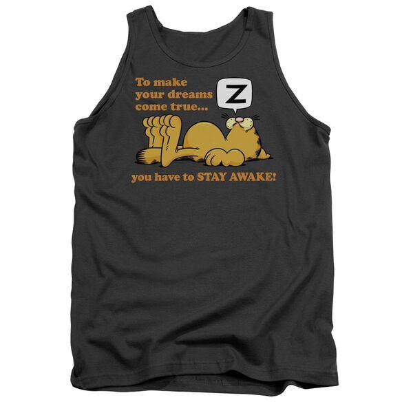 Garfield Stay Awake Adult Tank