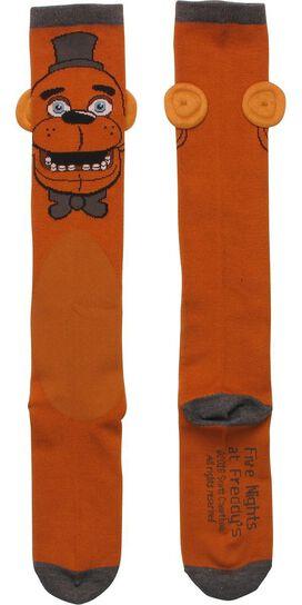 Five Nights at Freddy's Fazbear Knee High Socks