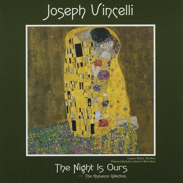 Joseph Vincelli - Night Is Ours