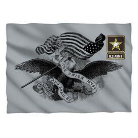 Army Union Pillow Case White