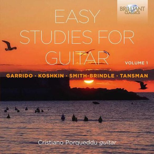 Easy Studies For Guitar Vol 1