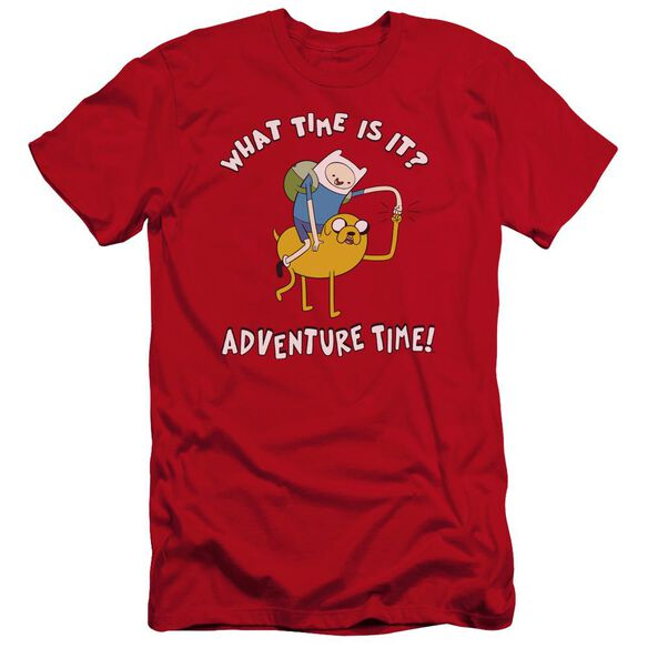 Adventure Time Ride Bump Hbo Short Sleeve Adult T-Shirt