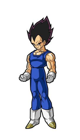 Dragon Ball Z - Vegeta FiGPiN