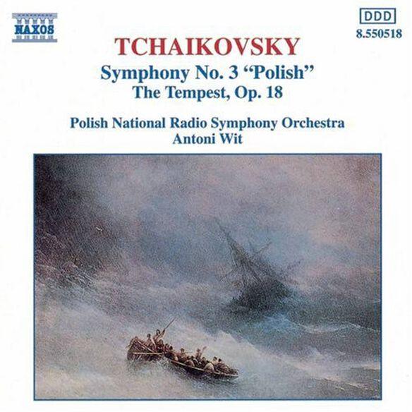 P.I. Tchaikovsky - Symphony 3 / Tempest