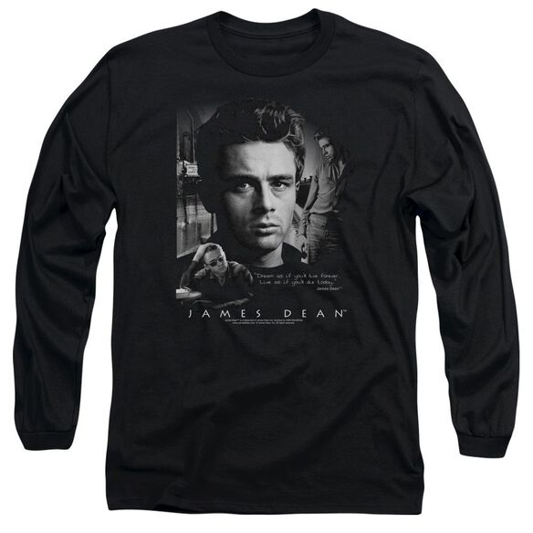 Dean Dream Live Long Sleeve Adult T-Shirt