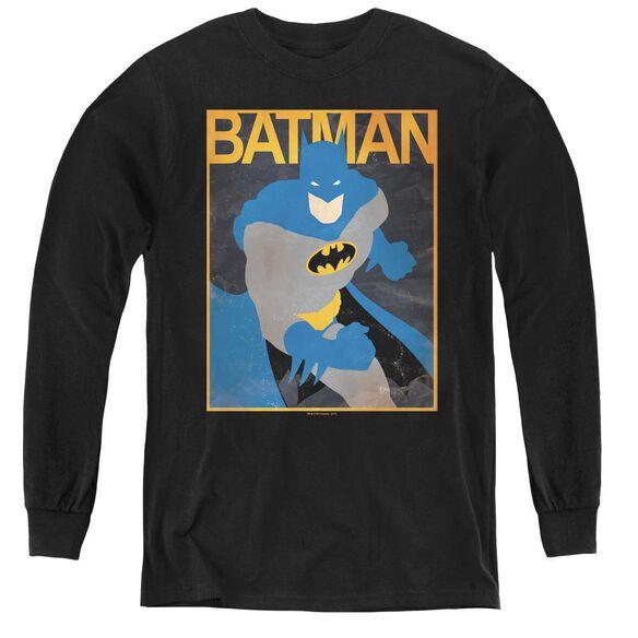 Batman Simple Bm Poster-youth Long