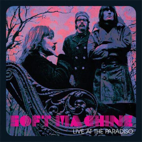 Live At The Paradiso (Colv) (Ltd) (Purp)
