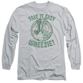 Dragon Tales Take It Easy Long Sleeve Adult T-Shirt