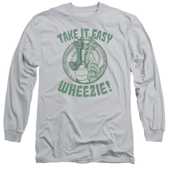 Dragon Tales Take It Easy Long Sleeve Adult T-Shirt