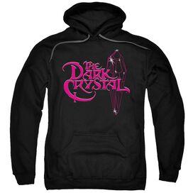 Dark Crystal Bright Logo Adult Pull Over Hoodie