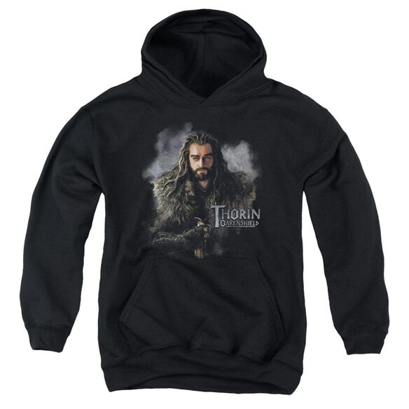The Hobbit Thorin Oakenshield Youth Pull Over Hoodie