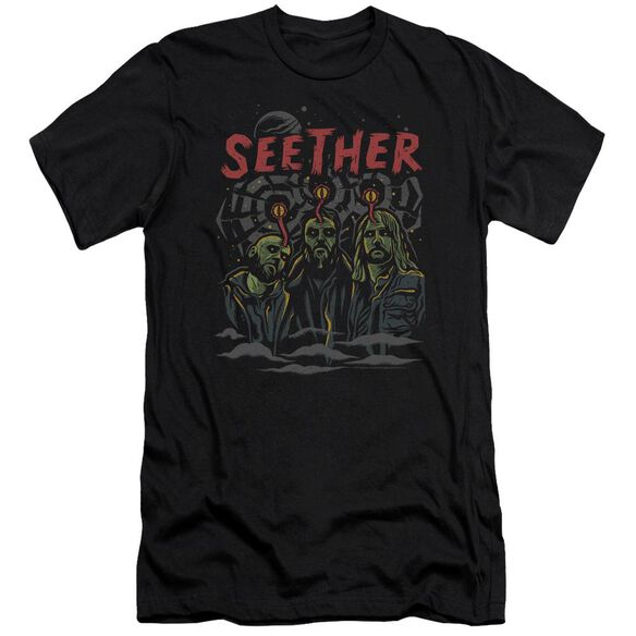 Seether Mind Control Hbo Short Sleeve Adult T-Shirt