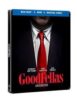 Goodfellas 25th Anniversary [Exclusive Steelbook]
