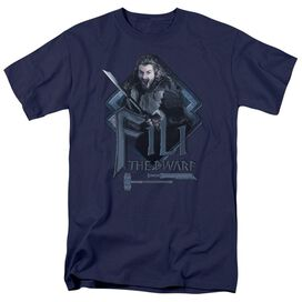 The Hobbit Fili Short Sleeve Adult T-Shirt