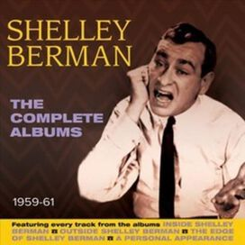 Shelley Berman - Complete Albums 1959-61