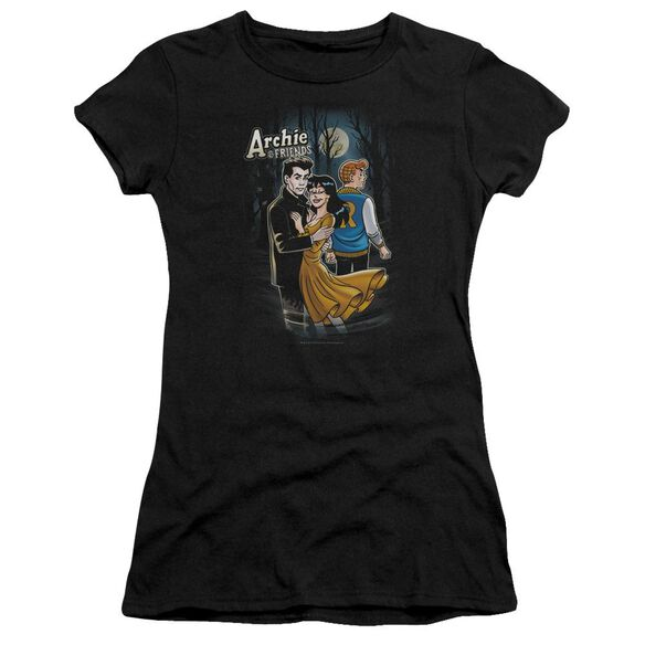 Archie Comics Cover #146 Short Sleeve Junior Sheer T-Shirt