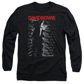 David Bowie Station To Station Long Sleeve Adult T-Shirt