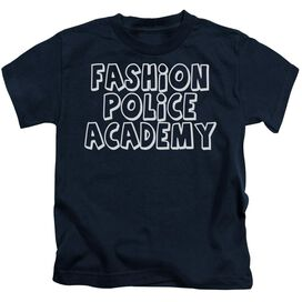 Fashion Police Short Sleeve Juvenile T-Shirt