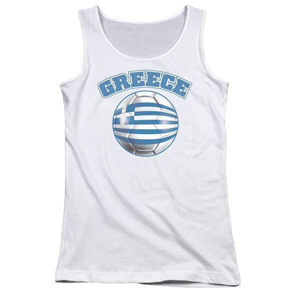 Greece Juniors Tank Top