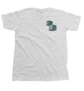 Breaking Bad Heisenberg Sketch T-Shirt