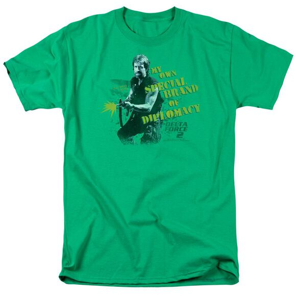 Delta Force Special Diplomacy Short Sleeve Adult Kelly T-Shirt