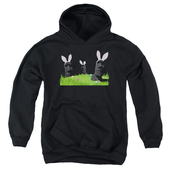 Easter Island Youth Pull Over Hoodie