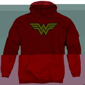 DC WONDER WOMAN LOGO-ADULT