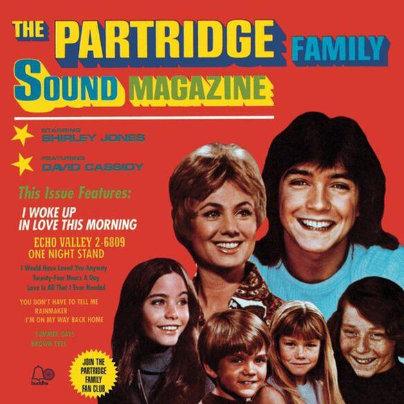 The Partridge Family - Sound Magazine