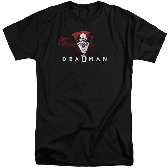 Dco Deadman Short Sleeve Adult Tall T-Shirt