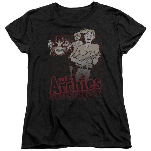 Archie Comics Perform Short Sleeve Women's Tee T-Shirt