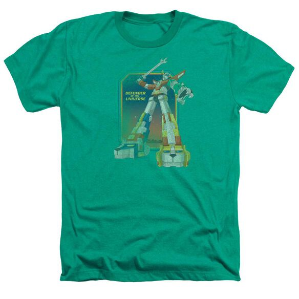 Voltron Distressed Defender Adult Heather Kelly