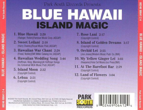 Blue Hawaii Island Magic