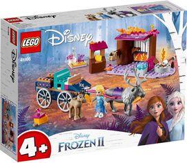 LEGO - Frozen II Elsa's Wagon Adventure [41166]