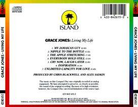 Grace Jones - Living My Life
