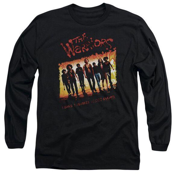 Warriors One Gang Long Sleeve Adult T-Shirt