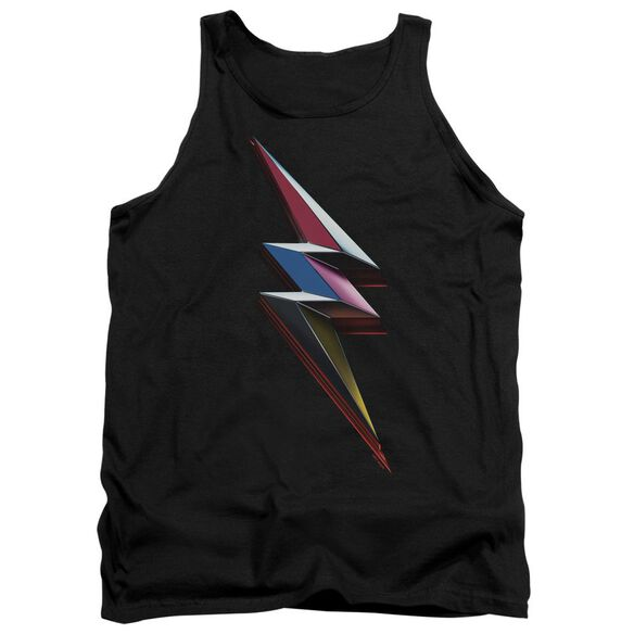 Power Rangers Movie Bolt Adult Tank