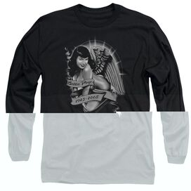 BETTIE PAGE REMEMBER- L/S ADULT T-Shirt