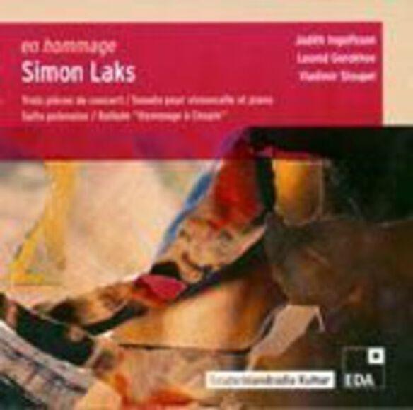 Vladimir Stoupel - En Hommage: Simon Laks