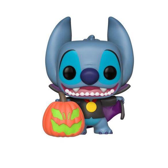 Halloween Pop.Funko Pop Lilo Stitch Halloween Stitch Dressed As Dracula
