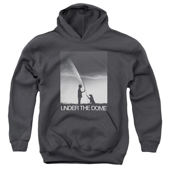 Under The Dome I'm Speilburg Youth Pull Over Hoodie