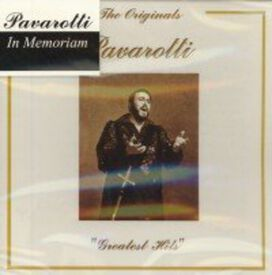 Luciano Pavarotti - Greatest Hits