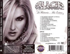 Alicia Villarreal - Historia... Mis Exitos