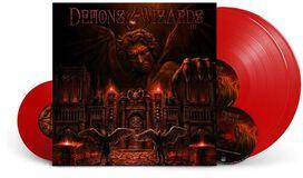 Demons & Wizards - III (Ltd. Deluxe red 2LP+red 7Inch+CD Artbook)