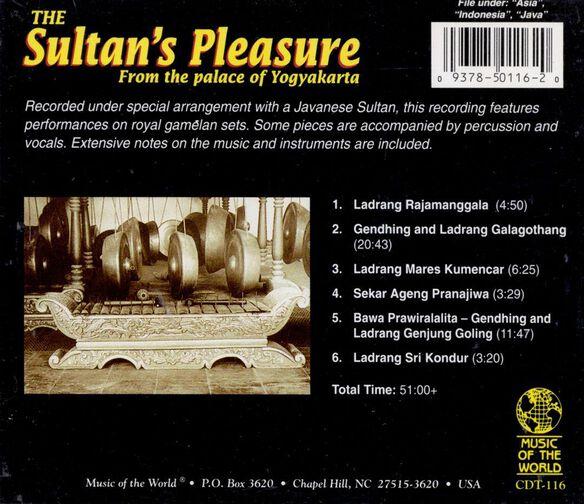 Sultan's Pleasure 1194