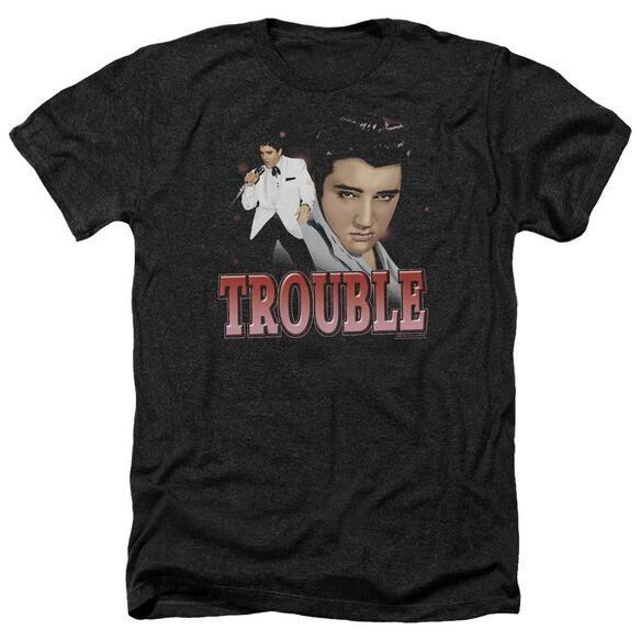 Elvis Trouble Adult Heather