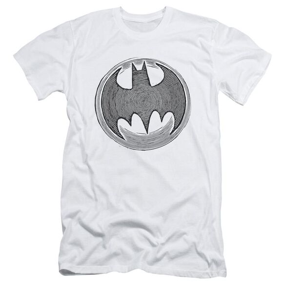 Batman Knight Knockout Short Sleeve Adult T-Shirt